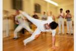 espaço extracurricular capoeira